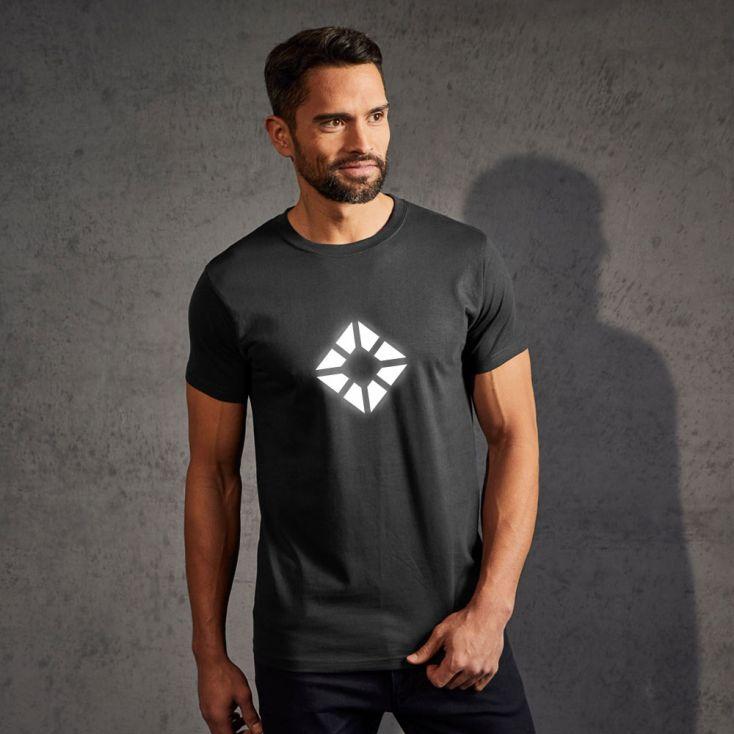 "Reflective ""next level"" Premium T-Shirt Herren"
