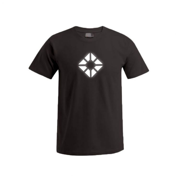 "Reflective ""next level"" Premium T-shirt Plus Size Men"