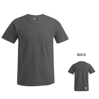 "Reflective ""marathon winner"" Premium T-Shirt Plus Size Herren"