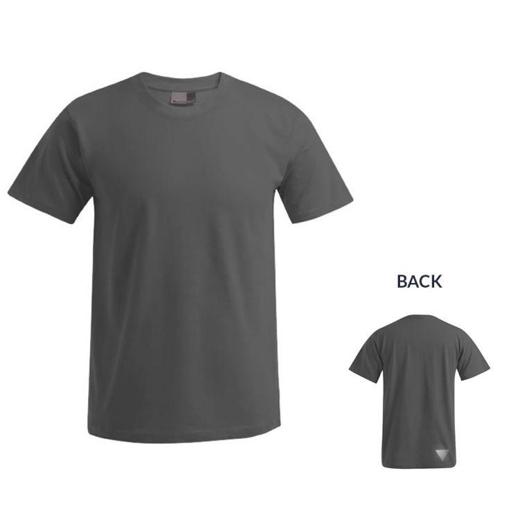 "Reflective ""marathon winner"" Premium T-shirt Plus Size Men"