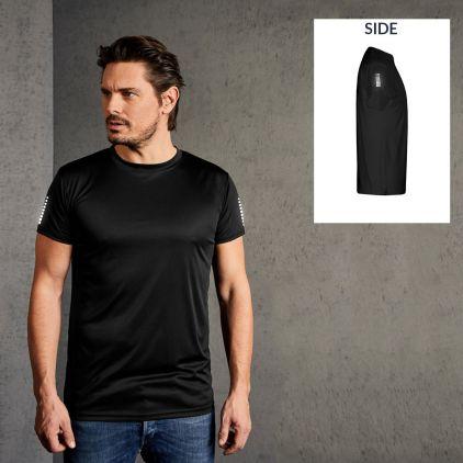 "Reflective ""race points"" UV-Performance T-shirt Men"