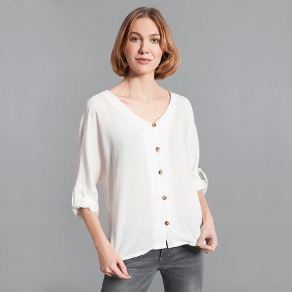 Blouse-style Shirt Women