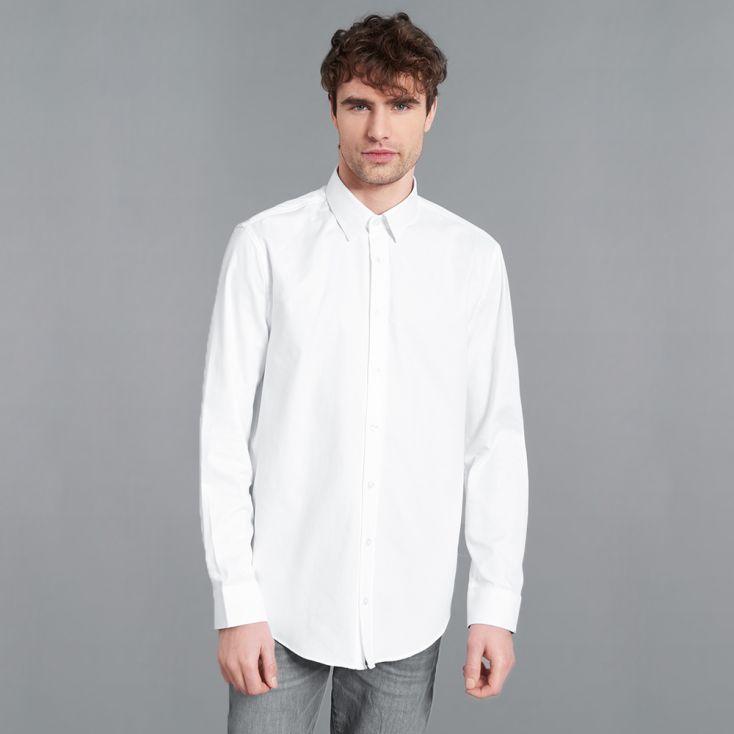 Cotton Shirt Men