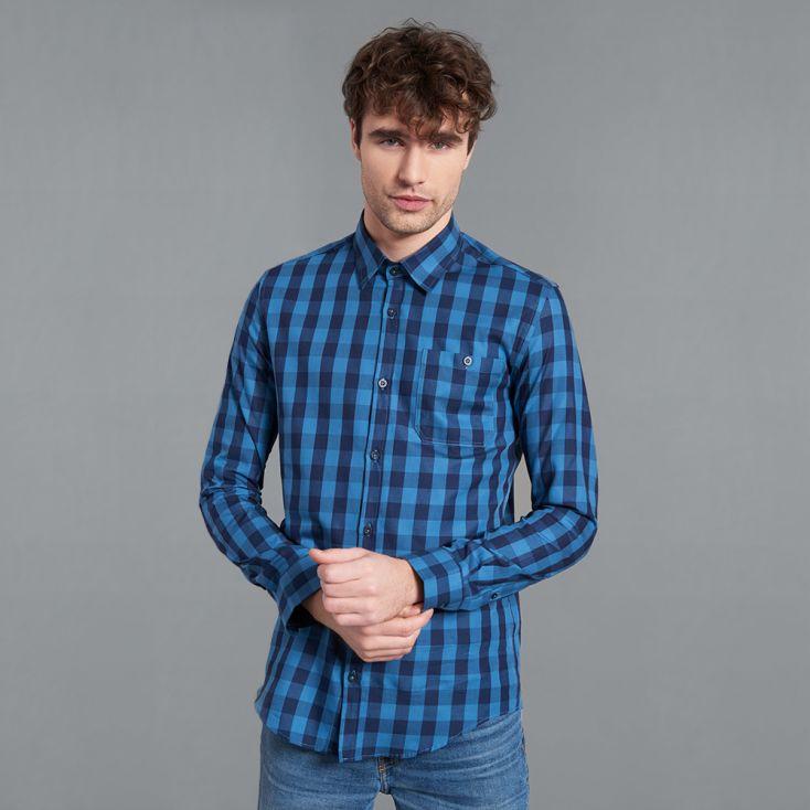 Twill Shirt Men