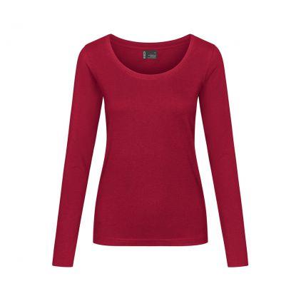EXCD Langarmshirts Plus Size Damen