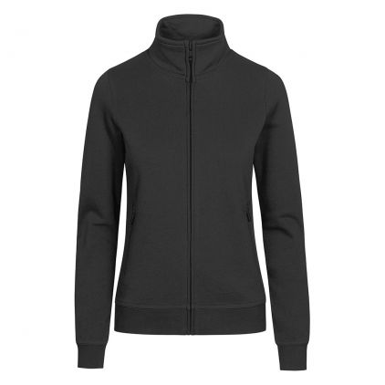 EXCD Sweatjacke Plus Size Damen