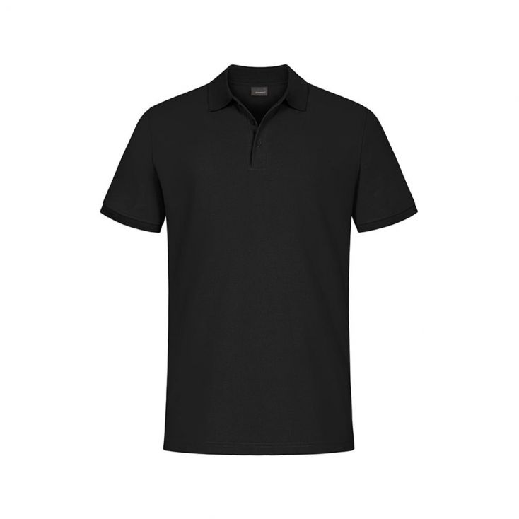Poloshirt 92-8 Plus Size Herren