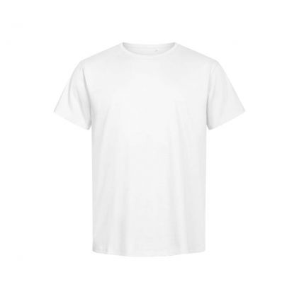 Premium Organic T-Shirt Plus Size Herren