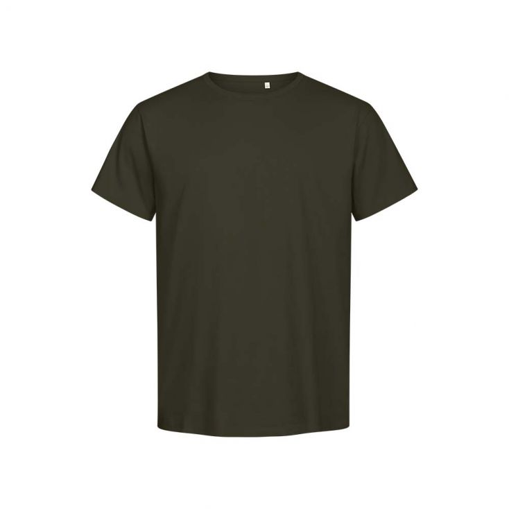 Premium Organic T-shirt Plus Size Men