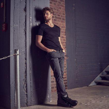 Jeans en denim Hommes