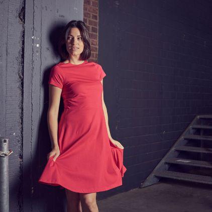 A-Line Dress Women