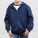 Découvrir promodoro sweats zippée pour enfants chez We Are Casual