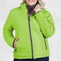 Diverses vestes d'extérieur pour femmes en grandes tailles