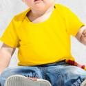 T-shirts pour bébés en coton certifié biologique seulement chez We are Casual