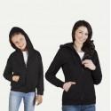 promodoro sweats zippée en look famille pour méres et enfants