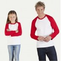 promodoro longsleeves for father and child in partner look. Discover now.