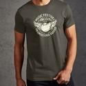 Eigene Muster kommen mit individuellen T-Shirts zur Geltung.