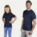 Discover our promodoro sports & functional shirts now in a partner look for father and child.