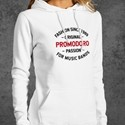buy now original promodoro Pirnt Hoodies for women - free shipping for orders from £ 30,00 - designed in Germany - Shipping within 24h