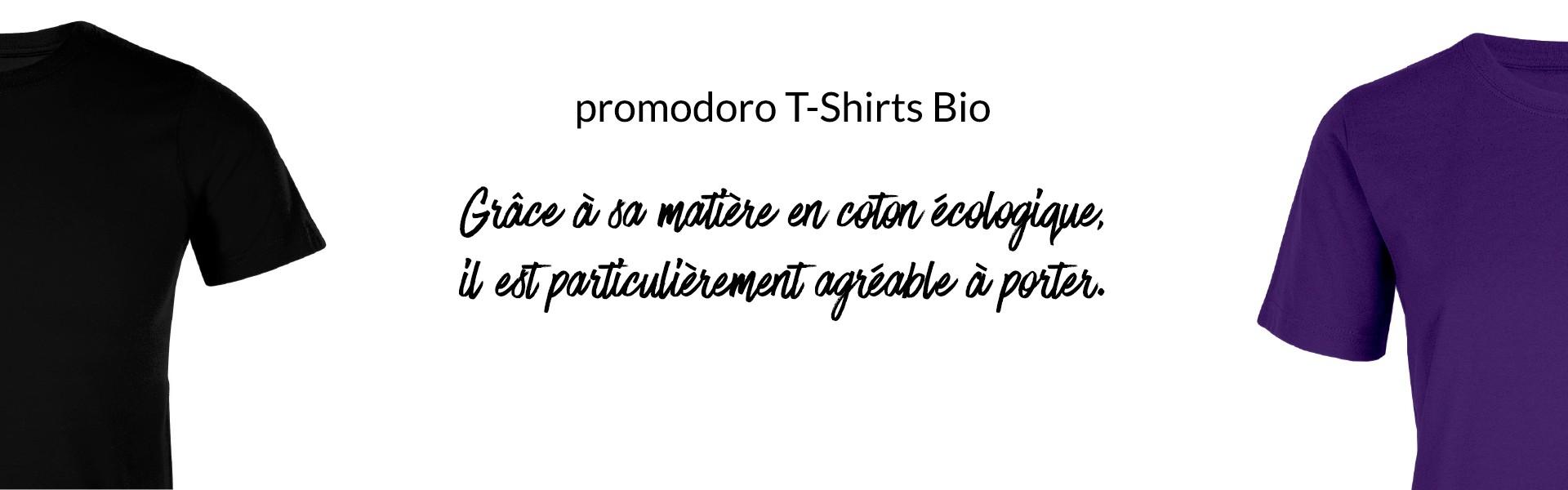 promodoro Organic T-Shirts