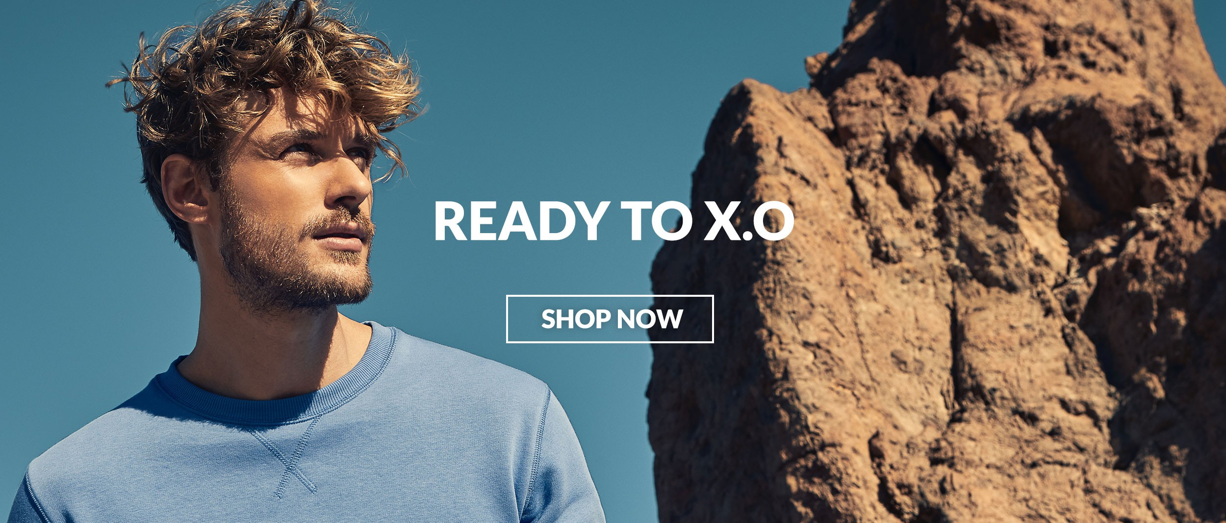 Shop now our X.O collection