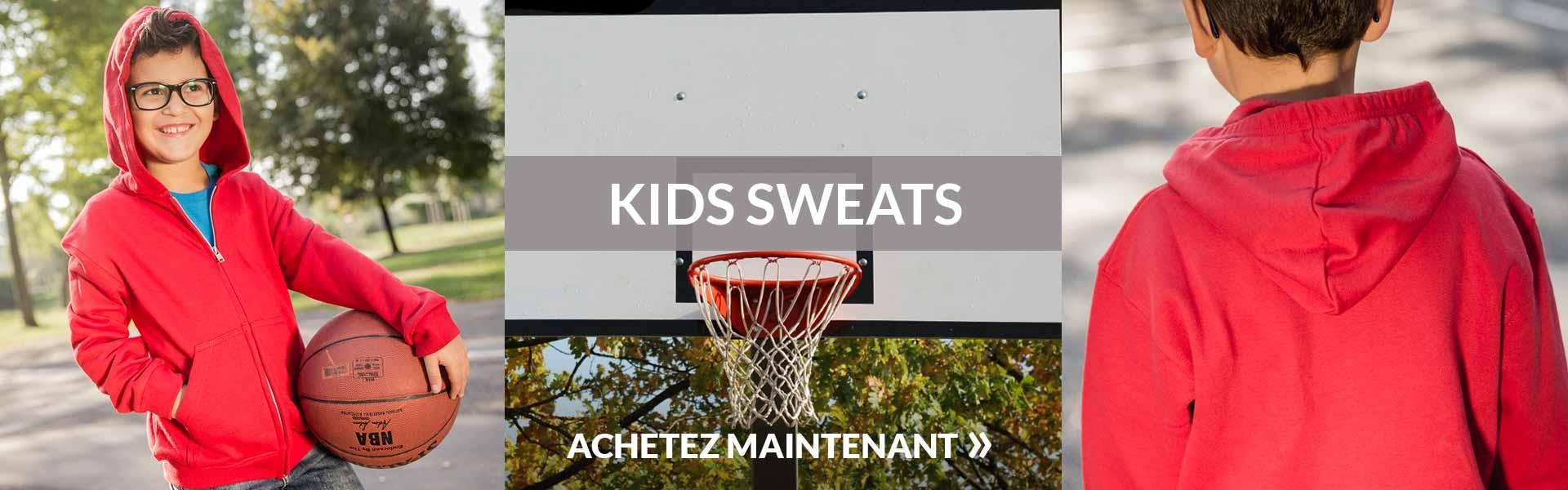 Sweats à capuche Enfants