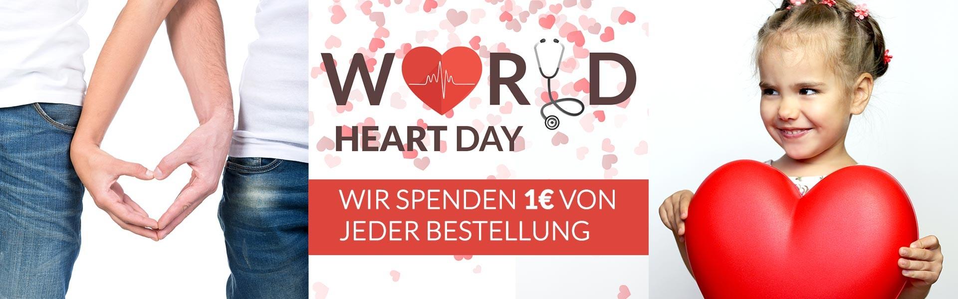 WeAreCasual zeigt Herz