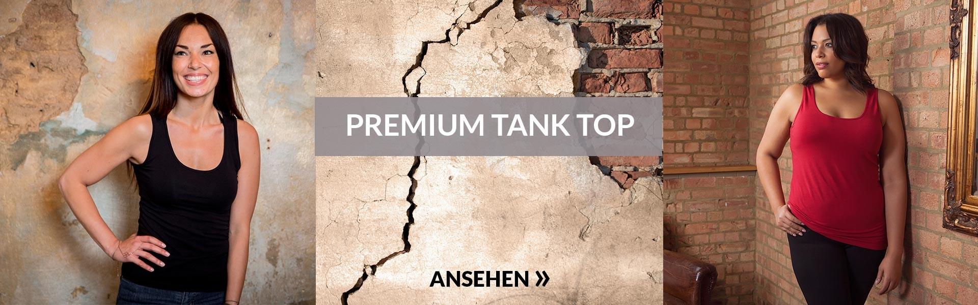 Damen Tank Tops promodoro